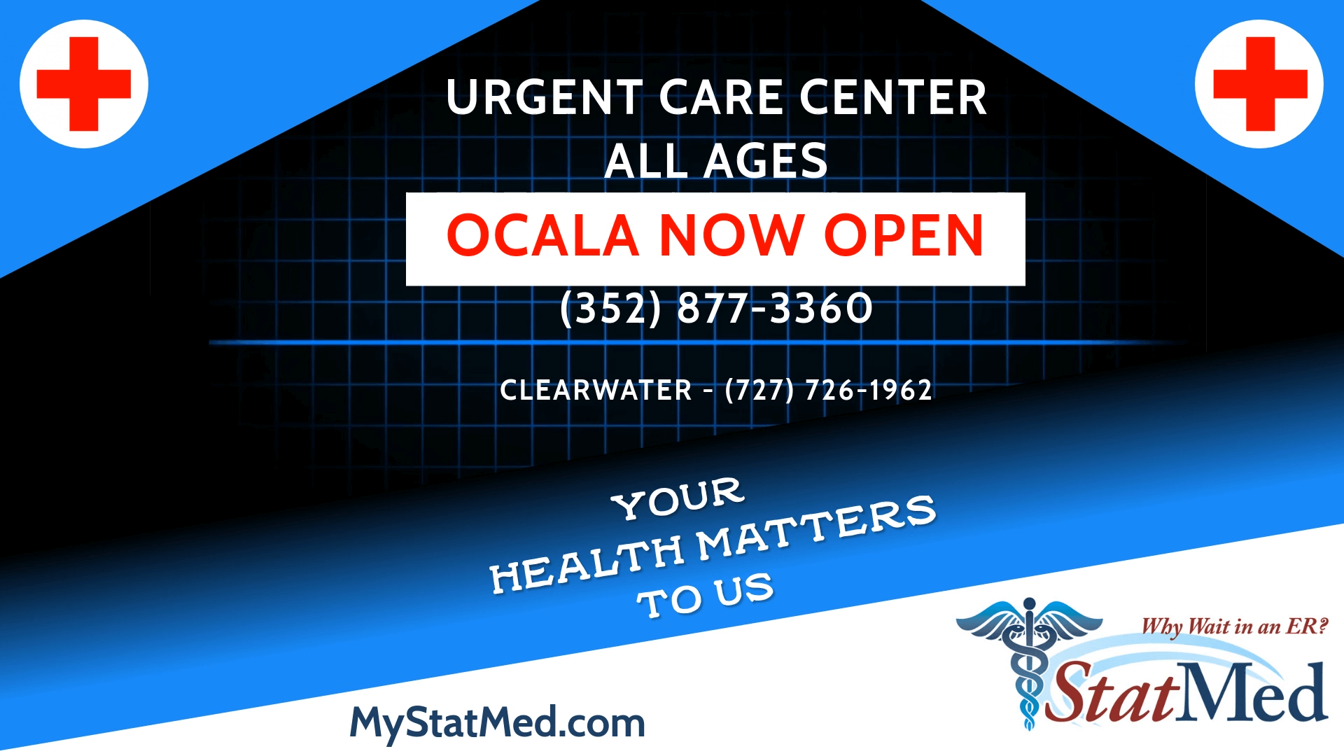 StatMed urgent Care Center Ocala