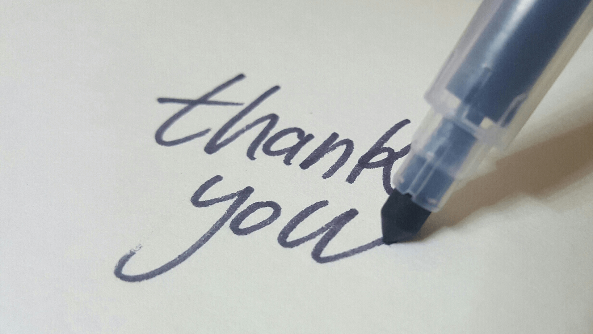 StatMed Urgent Care Center Thank You Note
